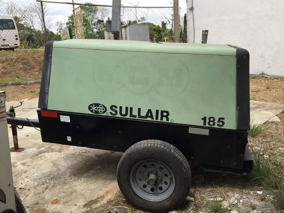 Vendo compresor de aire Sullair 2011