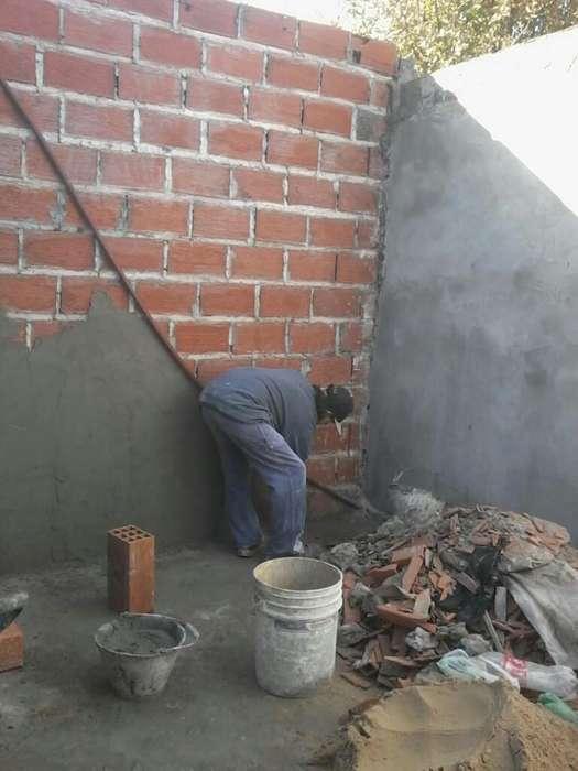 Trabajos de Albañileria en Geberal!!
