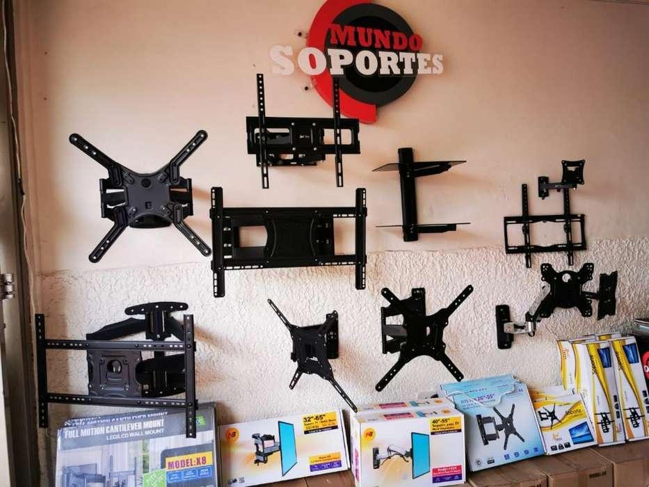 Soportes Y Bases para Televisores