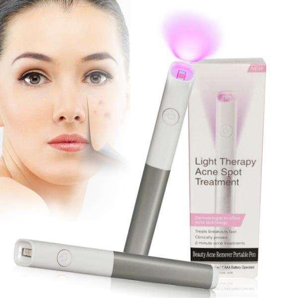 Anti Acné Terapia Luz Laser Light Theraphy Acne Spot