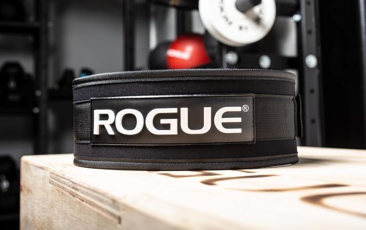 diseño elegante buscar autorización hombre Cinturon Rogue Levantamiento Crossfit - Guayaquil