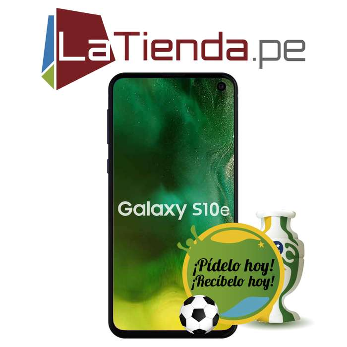 Samsung Galaxy S10E Memoria RAM 6 GB