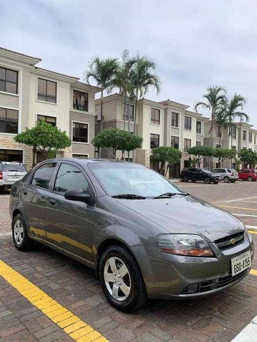 Chevrolet Aveo Family 2016 - 78000 km