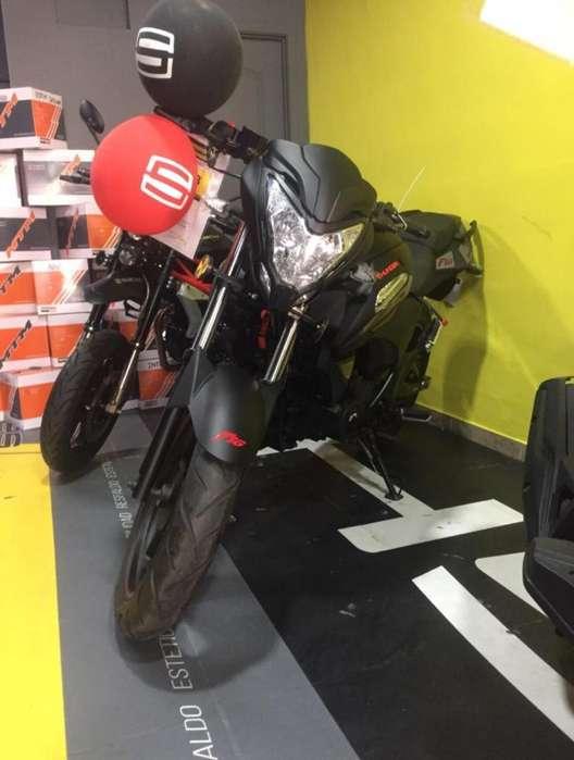 Moto Thunder <strong>nueva</strong> F16 250 Cc