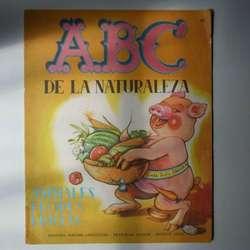 ABC De La Naturaleza, Ed. Sigmar 1976