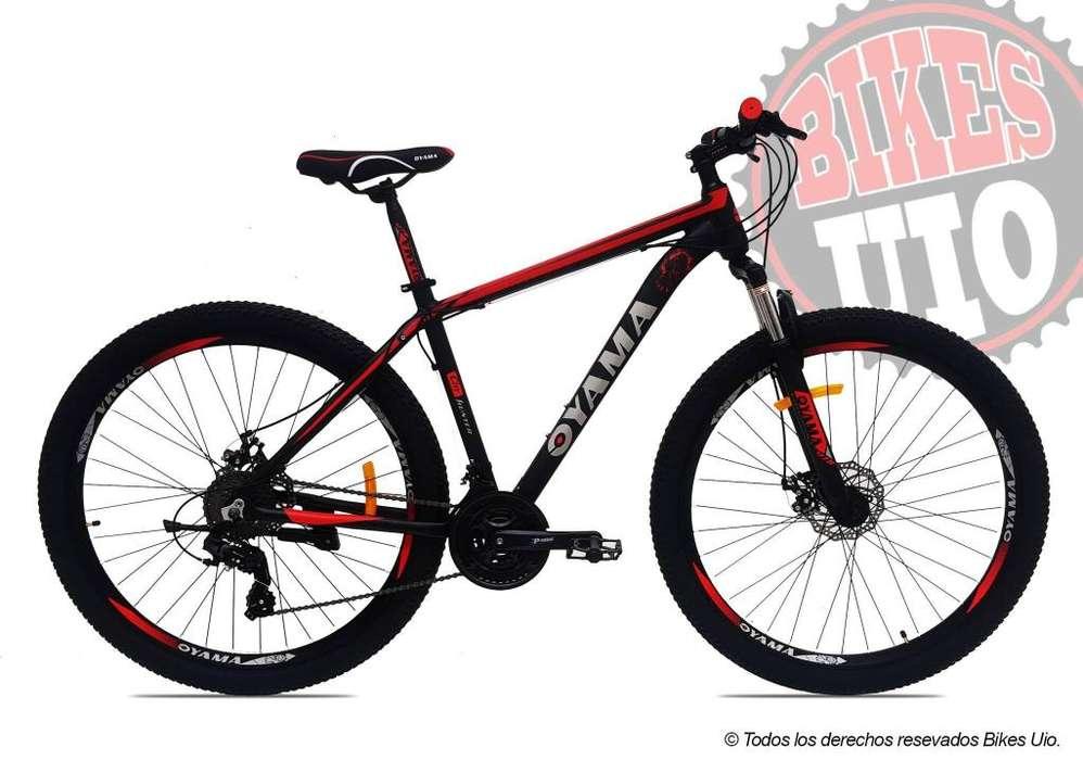 <strong>bicicleta</strong> 29 OYAMA 24 VEL ALUMINIO SHIMANO 2019