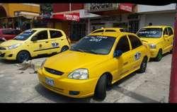 Taxi Kia Río 5 -5 Excelente Estado