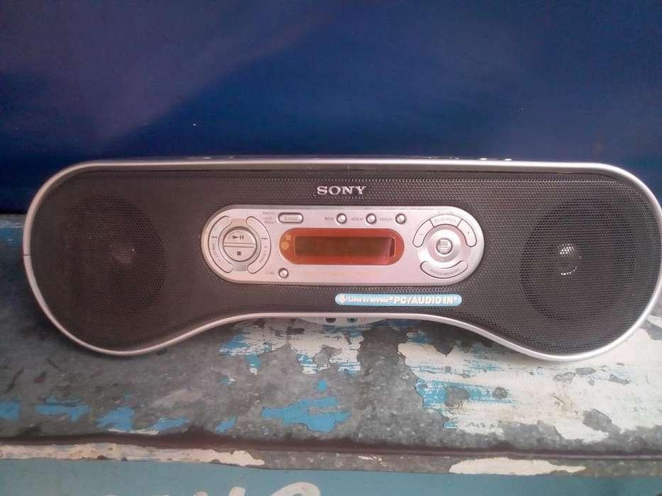 Grabadora <strong>sony</strong> Equipo Sonido