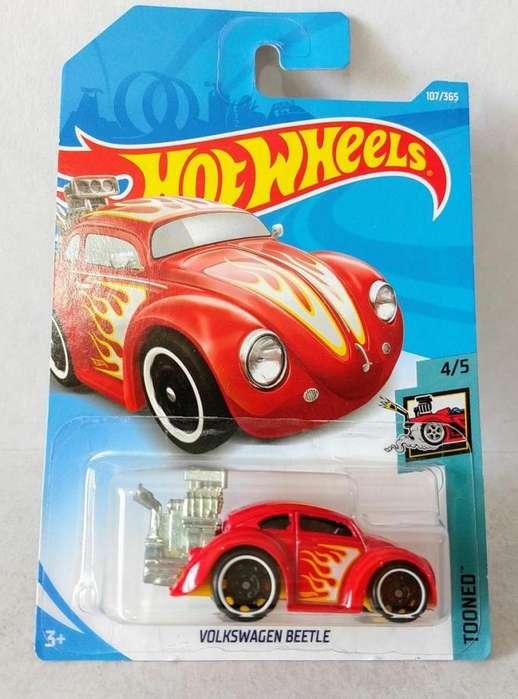 Hot Wheels Volkswagen Beetle / 0992786809