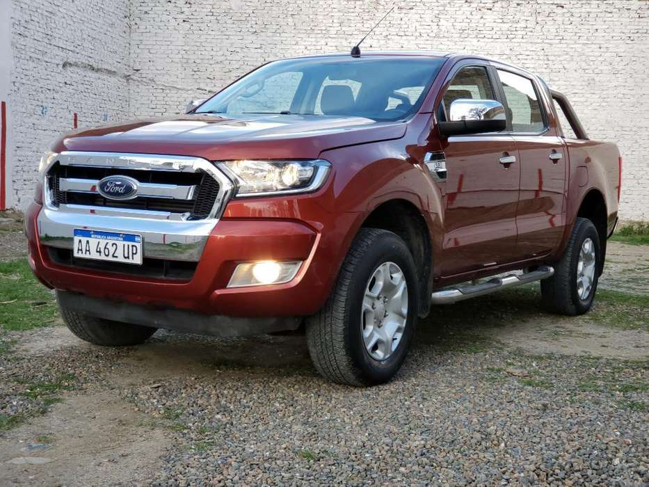 <strong>ford</strong> Ranger 2016 - 0 km