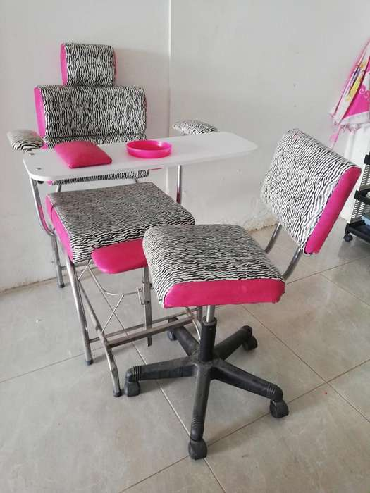 <strong>silla</strong> para Manicura Y Pedicure