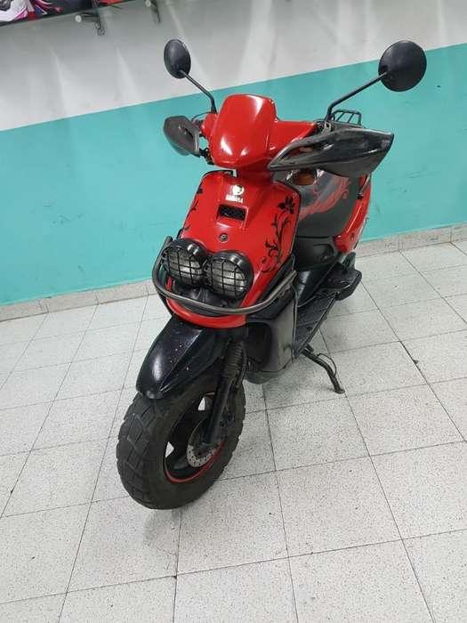 Yamaha Bws 1 Modelo 2007