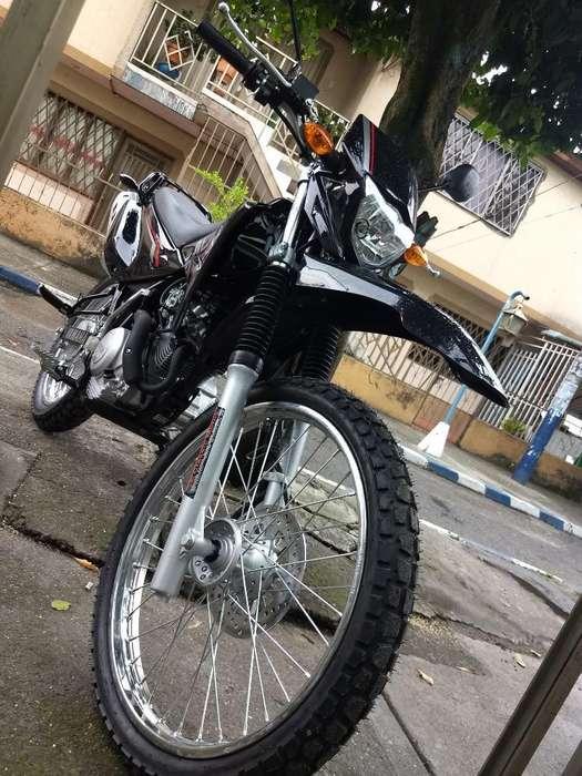 Vendo Xtz 125 Como <strong>nueva</strong> Aun con La Gara