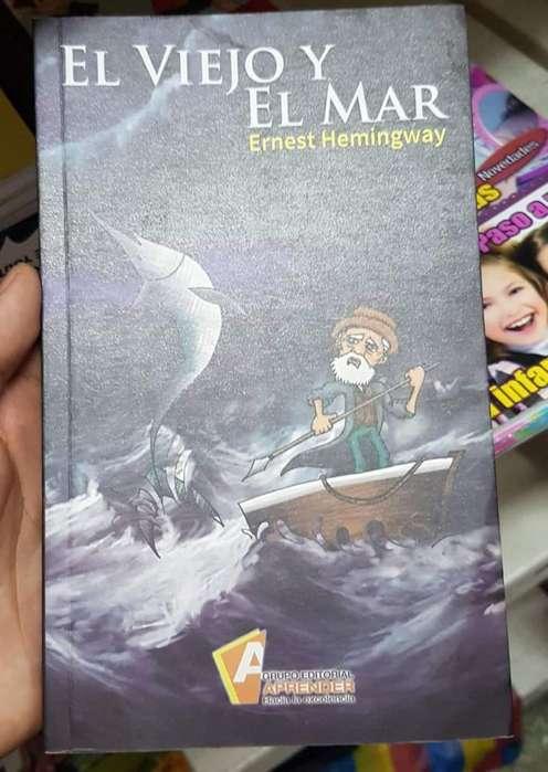 Libro El Viejo Y El Mar Ernest Hemingway