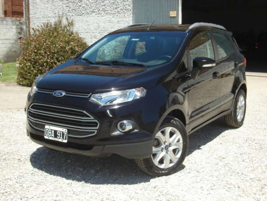 Ford Ecosport 2014 - 75000 km