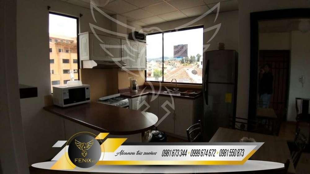 Departamento Amoblado de Renta en Sector ECU911- Aparment for rent near ECU911