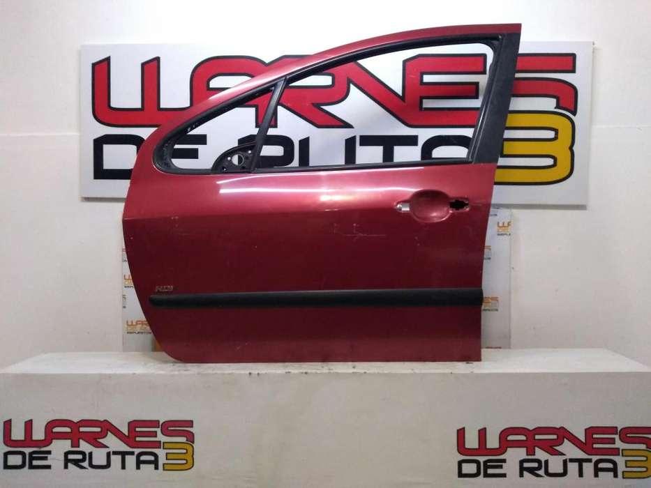 Puerta Delantera Izquierda Peugeot 307 03102105