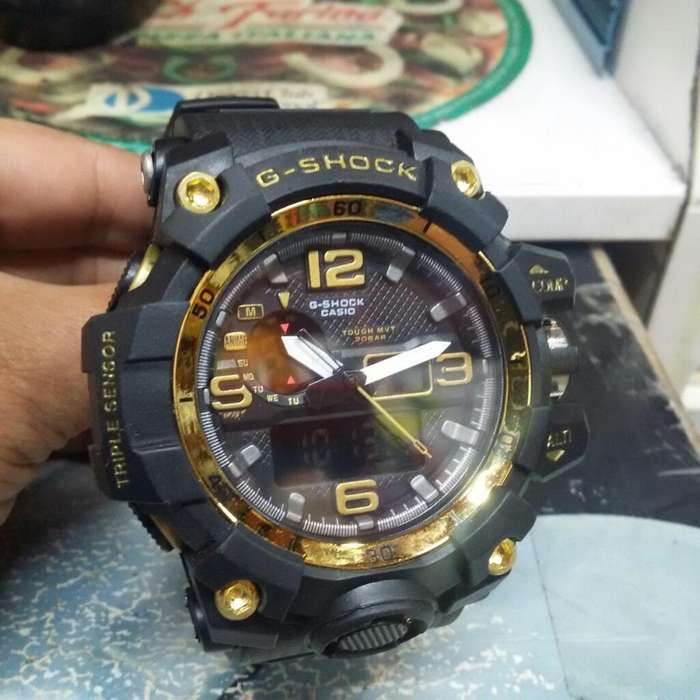 <strong>casio</strong> Gwg-1000