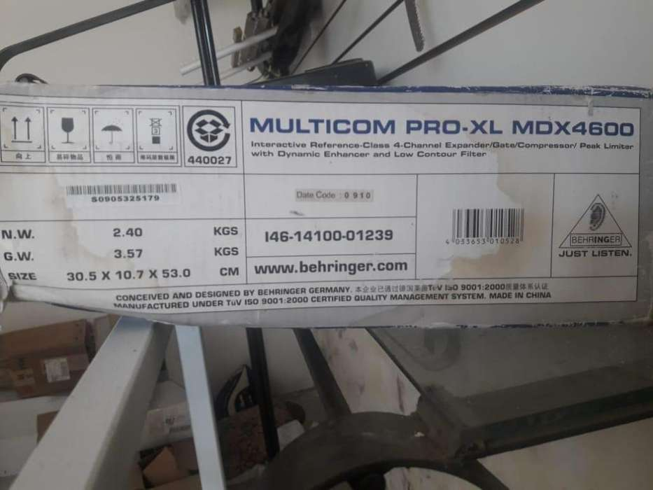 VENDO URGENTE Multicom pro-xl