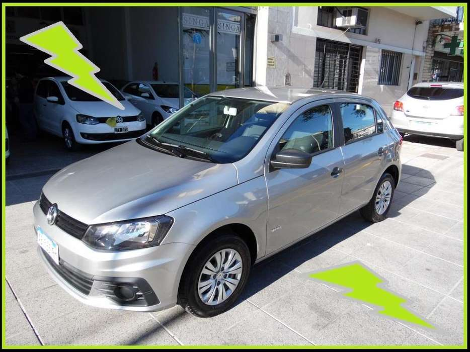 <strong>volkswagen</strong> Gol Trend 2017 - 12600 km