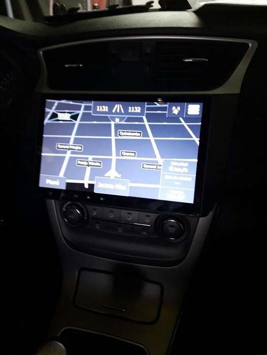 NISSAN SENTRA 10 PULGADAS ESTEREO CENTRAL MULTIMEDIA STEREO CON ANDROID, GPS, BLUETOOTH