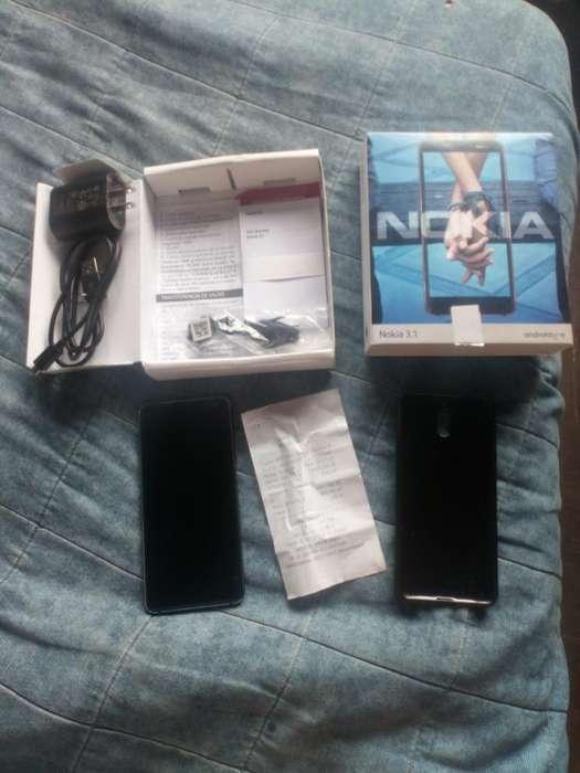 Celular Nokia 3.1