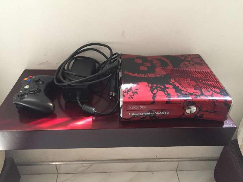 Xbox 360 edición limitada Gears of War
