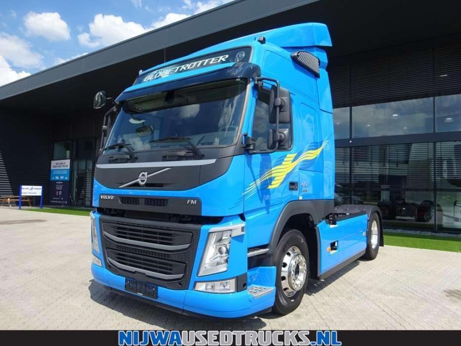 Volvo FM 410 Dynamic Steering Xenon - To be Imported