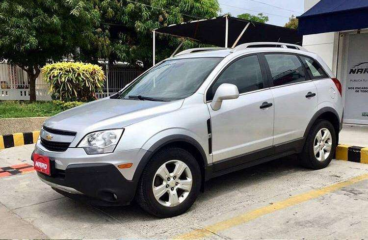 Chevrolet Captiva 2014 - 110000 km
