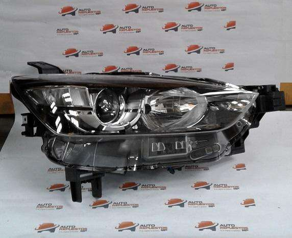 FARO DELANTERO RH HALOGENO MAZDA CX3 AUTO<strong>repuesto</strong>S MP STO DOMINGO