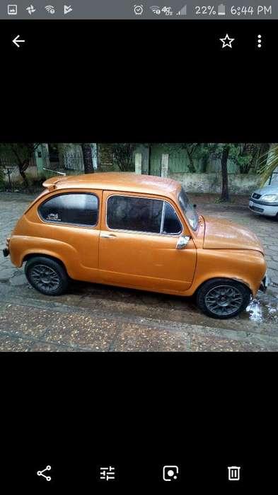 Fiat 600 1966 - 150000 km