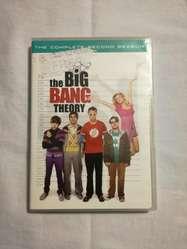 the big bang theory 2da temporada