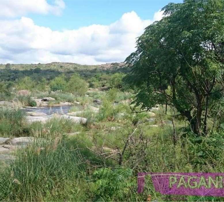 Campo en venta en Cabalango con costa al rio cod 343