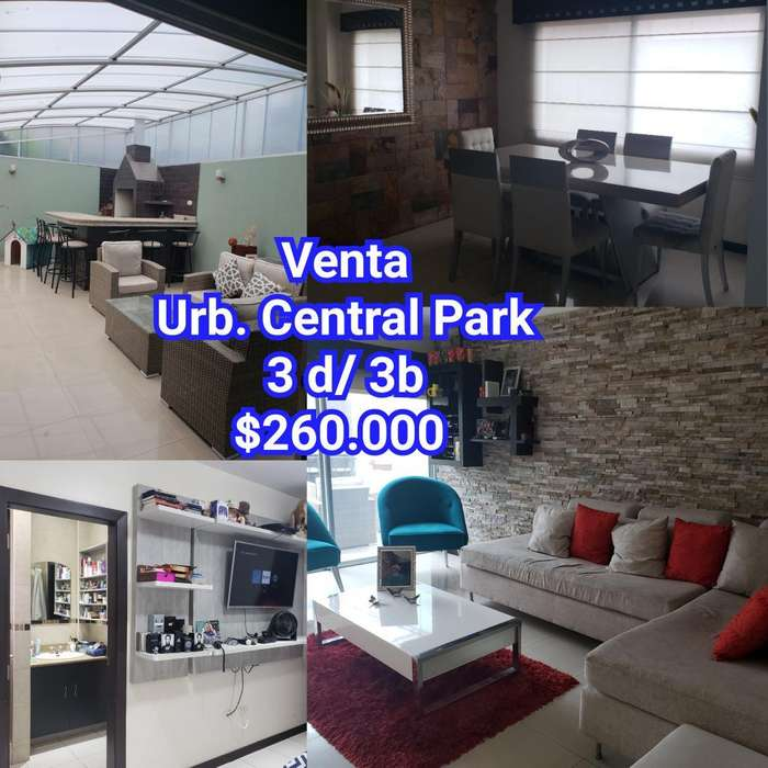 Samborondon Casa Central Park Club