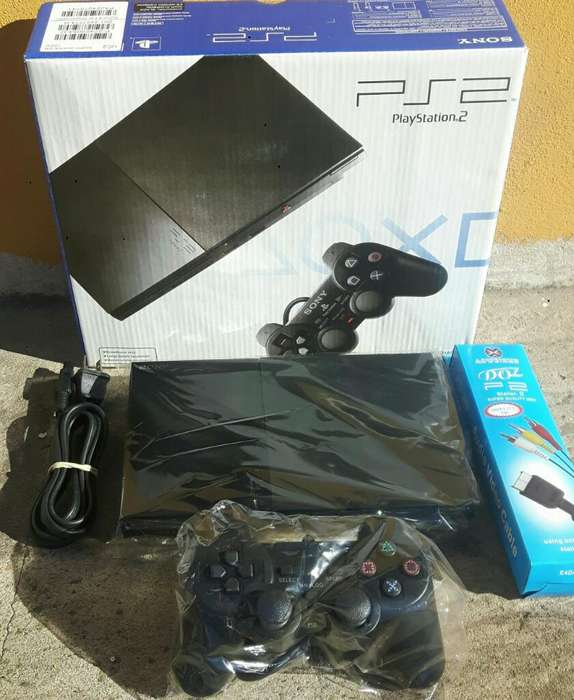 Playstation 2 en Caja Stock