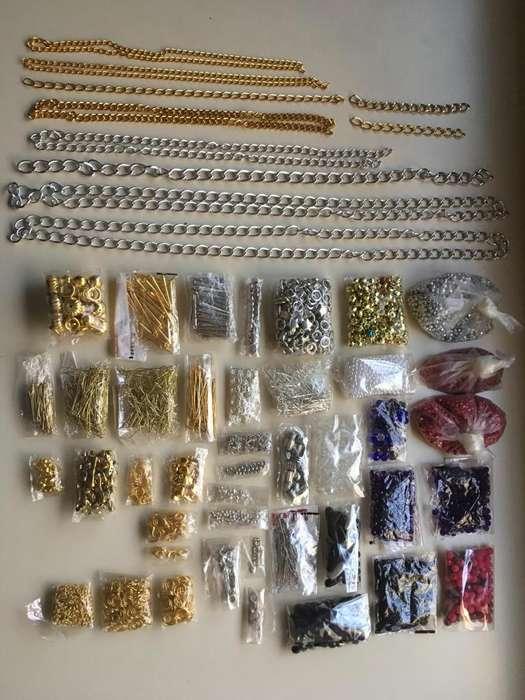 Insumos para armado bijouterie