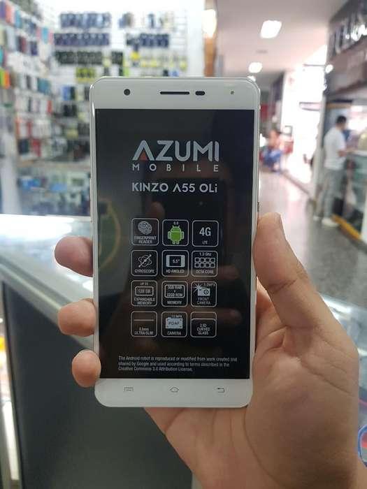 Azumi Kinzo A55 Oli Nuevo Garantía