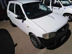Vend Suzuki Alto 2013 Gnv de 5ta,s/11200