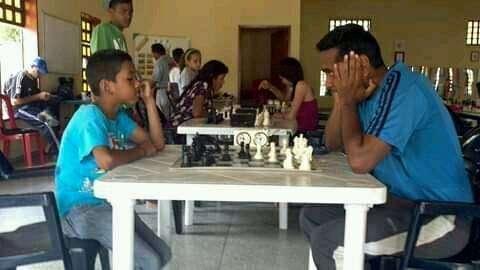 Entrenador de ajedrez Particular o grupal.
