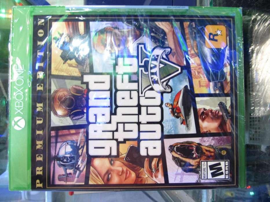 Grand Theft Auto V: Edición Online Premium