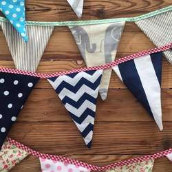 Banderines Para cuna, habitación, Nursery Bebes