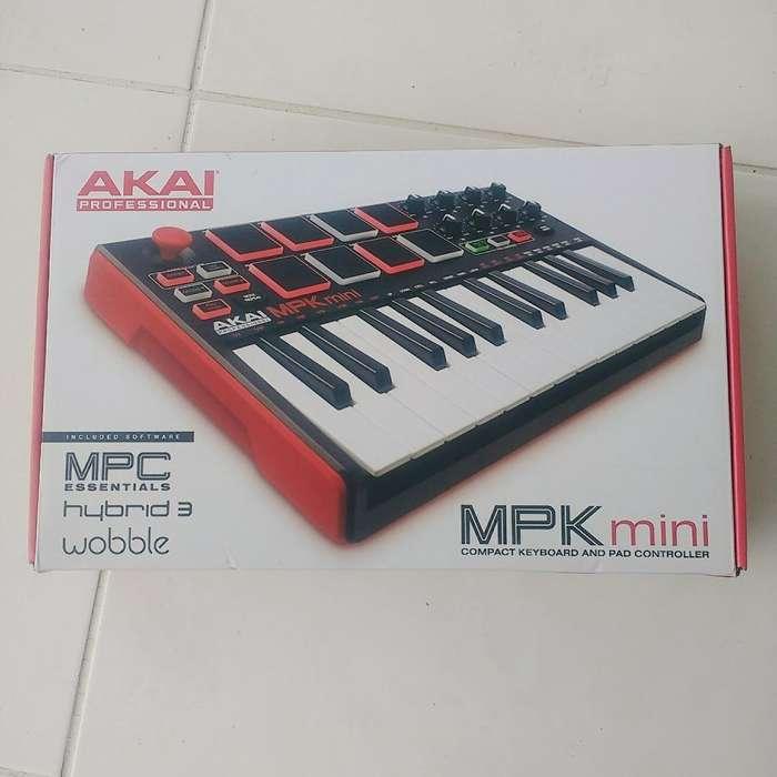 Akai Mpk Mini - Nuevo