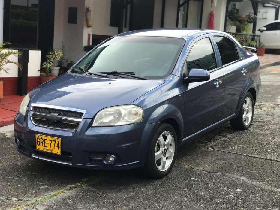 Chevrolet Aveo Emotion 2009 - 97000 km