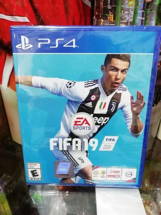 FIFA 19 Nuevo Ps4