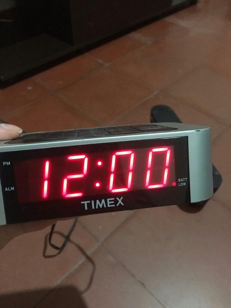bd1948ae9698 Reloj Despertador Timex - Medellín