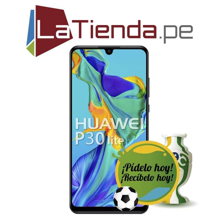 Huawei P30 Lite Cámara triple ultra amplia