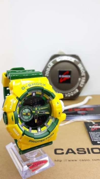 Reloj Casio G-shock Sumergible