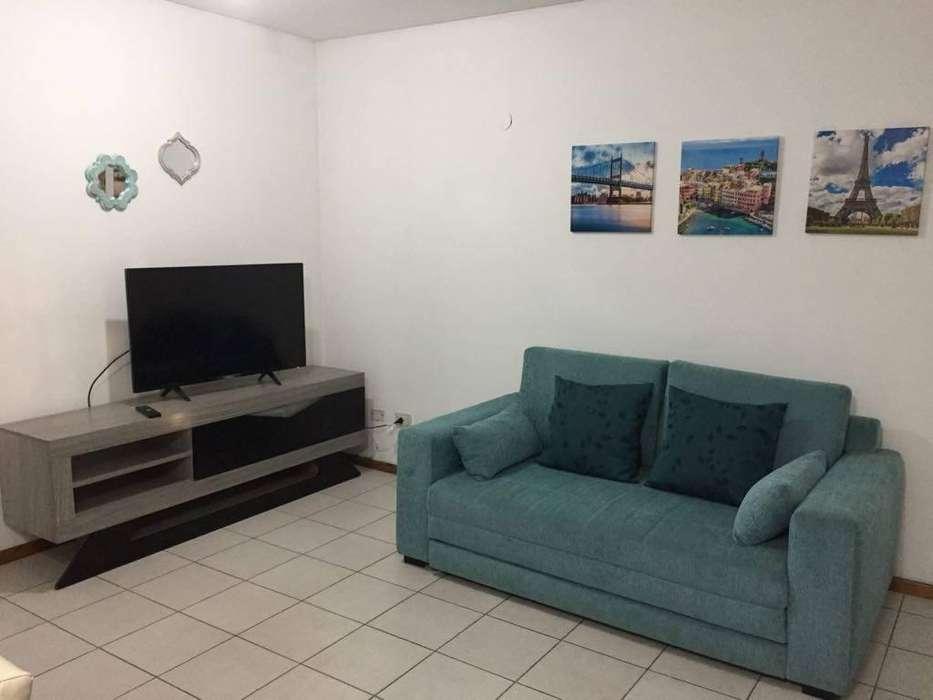 np43 - Departamento para 2 a 4 personas con cochera en Ciudad De Mendoza