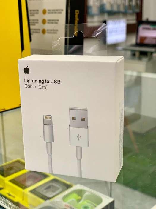 Cable Lightning Apple Original 2 Metros