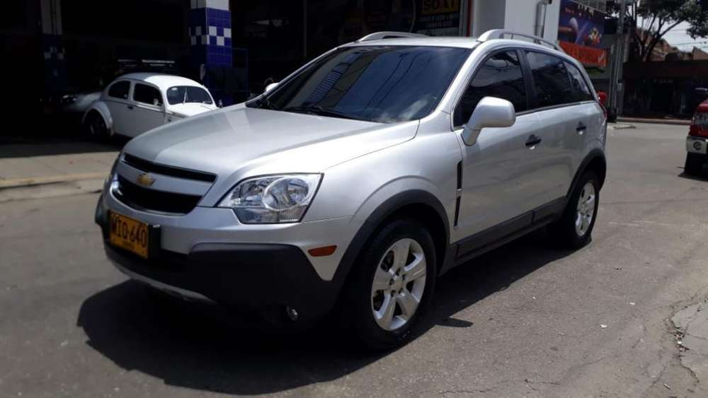Chevrolet Captiva 2013 - 27000 km